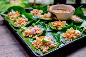 healthy Thai food