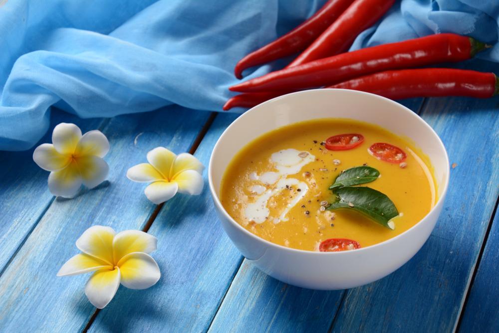 gluten-free Thai food